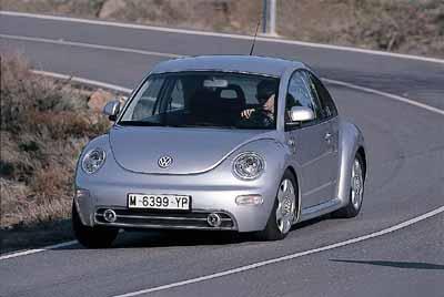 Prueba: Volkswagen New Beetle 2.0i Automático