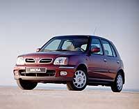 Novedades para los Nissan Micra