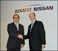 Nissan contribuye a las cuentas de Renault con 1.325 millones de euros