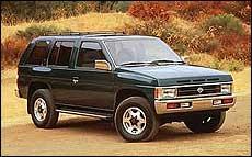 Los neumáticos del Nissan Pathfinder, bajo sospecha en EE.UU.