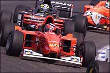 Antonio García vuelve a la Fórmula 3000 con ganas de victoria