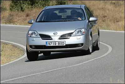 Nissan Primera 2.0 Tekna 5p