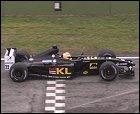 Minardi estrena en Imola su nuevo monoplaza