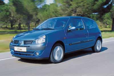 Contacto: Renault Clio