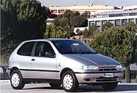 Fiat revisará 8.000 unidades del Palio Strada