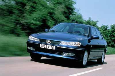 Contacto: Peugeot 607 2.2 HDI Tiptronic