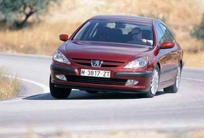 Peugeot 607 2.2 HDi