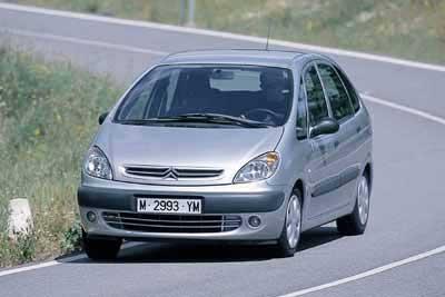 Citroën Xsara Picasso 1.8 / Mazda Premacy 1.8