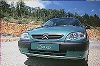 Llega el Citroën Saxo Plaisir