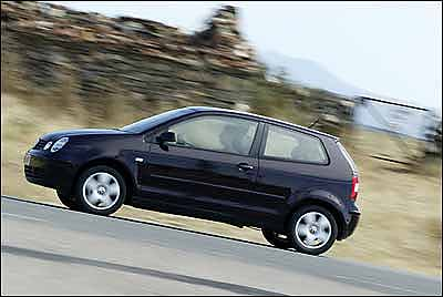 Volkswagen Polo 1.9 TDI- 100 Highline. 3p