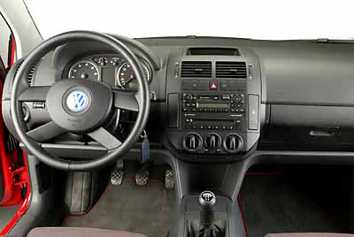 Volkswagen Polo 1.4 16V 101 CV 3p