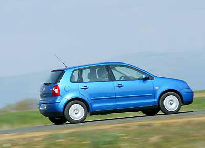 Volkswagen Polo 1.9 SDI Trendline / Volkswagen Polo 1.2 12V Trendline