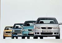 25 cumpleaños del VW Polo