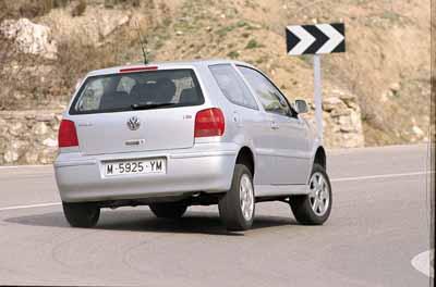 Volkswagen Polo 1.4 Tdi Trendline 3p