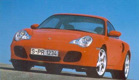 Contacto: Porsche 911 Turbo