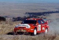 Empieza el Rally de Portugal