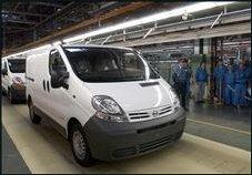 La planta barcelonesa de Nissan fabricará furgonetas para tres marcas