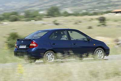 Toyota Prius Hybrid 1.5