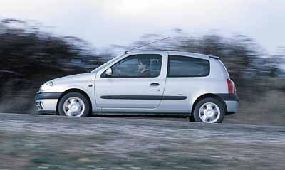 Fiat Punto 1.2 16V / Opel Corsa 1.2 16V / Renault Clio 1.2 16V