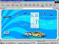 Fiat lanza una web sobre el Punto