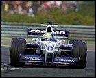 Los Williams consiguen las primeras plazas en los entrenamientos libres en Monza