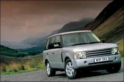 Contacto: Range Rover