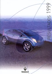 Cifras Renault durante 1999