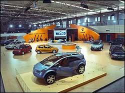 Renault, en la Feria Internacional de Muestras de Valladolid
