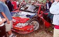 Luis Monzón gana el Rally Rías Bajas