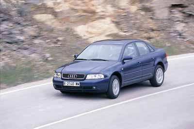Audi A4 1.9 TDI / Lancia Lybra 2.4 JTD / Saab 9-3 2.2 TiD SE / Volkswagen Passat 1.9 TD