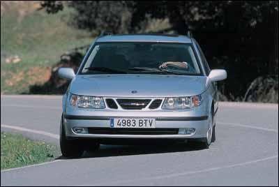 Peugeot 607 2.2 HDi / Renault Vel Satis 2.2 dCi Privilege / Saab 9.5 2.2 TiD SW