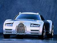 Proyecto Rosemeyer, el superdeportivo de Audi
