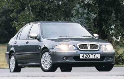 Rover 25 / Rover 45