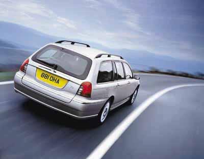 Contacto: Rover 75 2.0 16V CDT Tourer