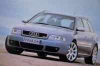 Audi presenta el RS4,  un deportivo de nuevo cuño