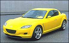 Mazda quiere un tres por ciento del mercado europeo
