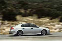 Futuro de aluminio para Saab
