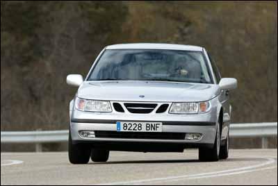 Prueba: Saab 9-5 3.0 TiD