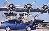 Saab presenta el 9-3 Aero