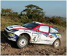 Sainz dice adiós al Rally de Kenia