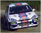 Sainz prueba su nuevo Focus WRC