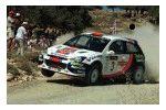 Sainz finaliza el Rally de Chipre en tercera posición