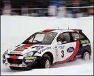 Multan a Sainz en Finlandia por exceso de velocidad