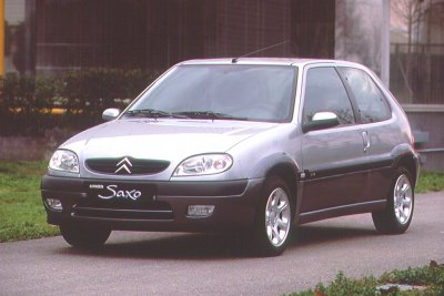 Citroën Saxo 1.6i 100 CV VTS