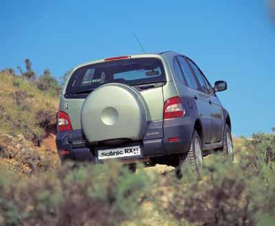 Renault Scénic RX4 dCi 2000