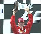 Schumacher iguala a Fangio