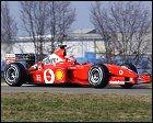 Schumacher establece un nuevo récord en Fiorano