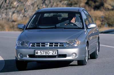 Kia Sephia II 1.6 16V RS
