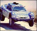 José María Serviá intentará conseguir la victoria en el Master Rally