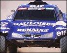 Serviá, tercero en el rally de Túnez tras la primera etapa